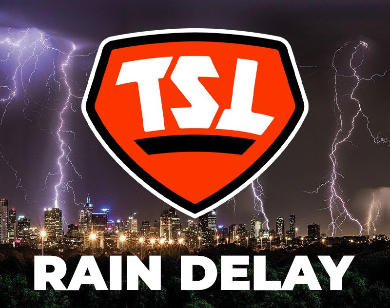 Jousters vs Blues Moved to Tuesday Due to Rain Delay