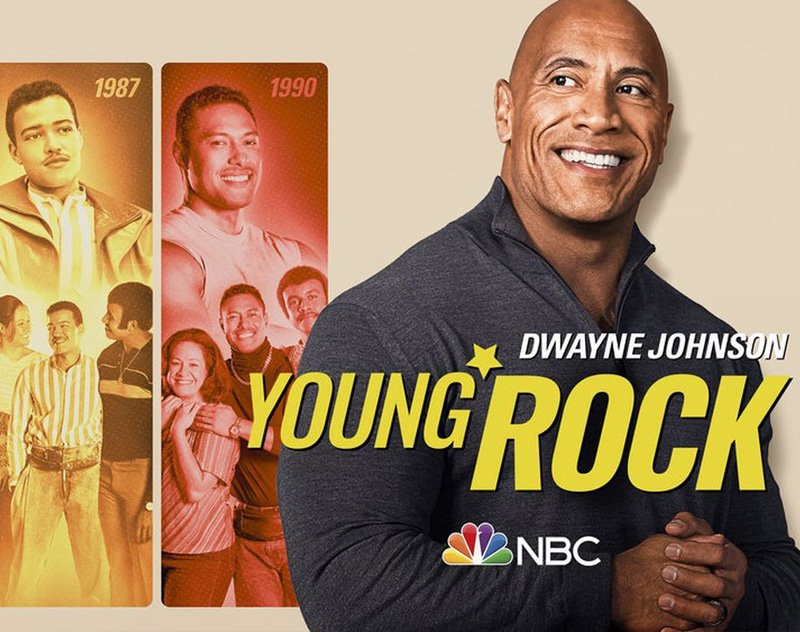 Dwayne Johnson's 'Young Rock' Renewed For A Second Season
