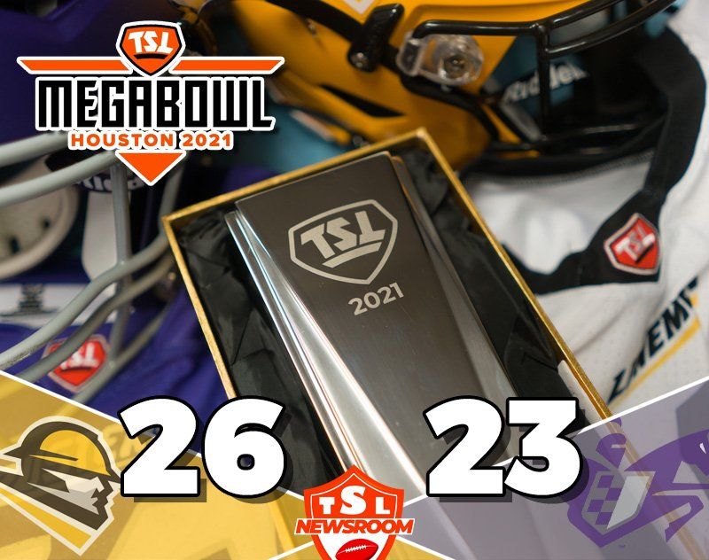 Linemen Defeat The Jousters In Exciting Mega Bowl Action