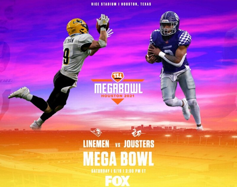 Preview Of The Spring League's 2021 Mega Bowl