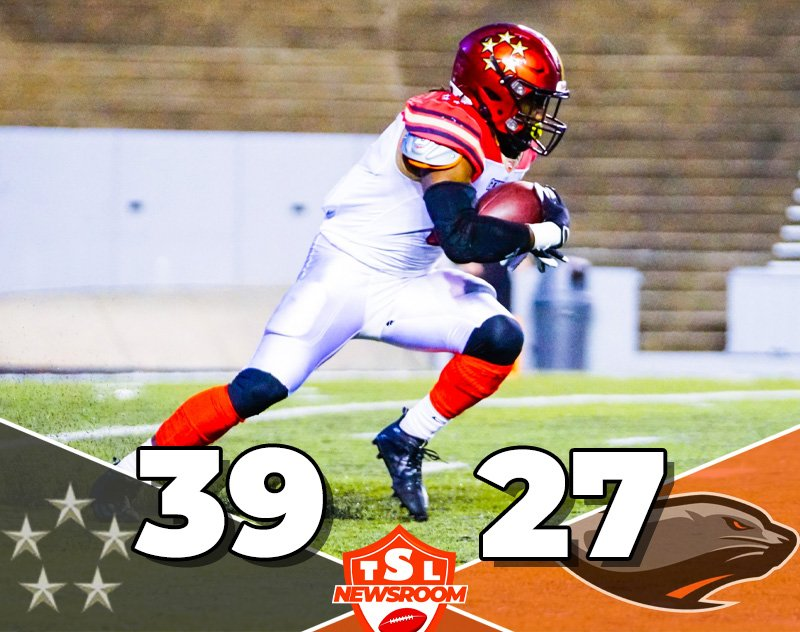 Generals Defeat The Sea Lions To Keep Championship Aspirations Alive