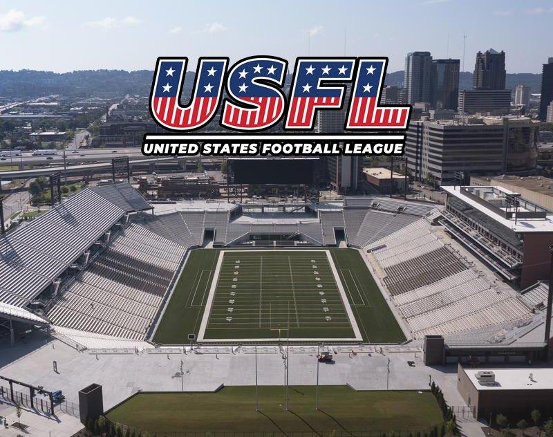 BJCC and USFL Reach Tentative Agreement to Host 2022 Season in Birmingham