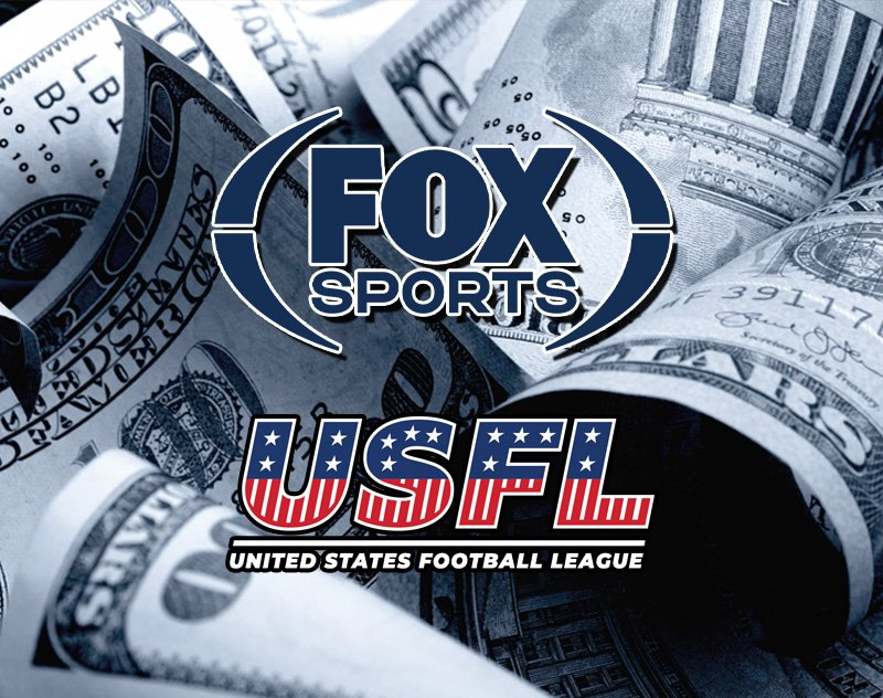 FOX Set to Invest $150 Million into USFL Over First Three Years